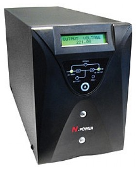 N-Power Pro-Vision Black 3000