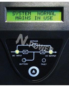 N-POWER Pro-Vision Black 6000